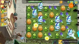 Plants vs  Zombies 2 hnt chơi game pvz 2 lồng tiếng vui nhộn funny gameplay #18 new 18