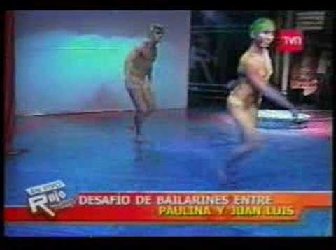Paulina López & Juan Luis Urbina - Cuerpos Pintados