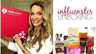 Influenster VoxBox Review & Unboxing!