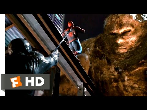 Spider-Man 3 movie clips: http://j.mp/2gcj2nT BUY THE MOVIE: http://bit.ly/2hbLpzF Don't miss the HOTTEST NEW TRAILERS: http://bit.ly/1u2y6pr CLIP DESCRIPTION: Venom (Topher Grace) and Sandman...