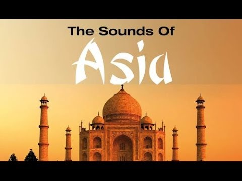 DJ Maretimo - The Sounds Of Asia Vol.1 (Full Album) HD, 2013