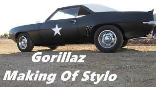 Gorillaz - Making of Stylo