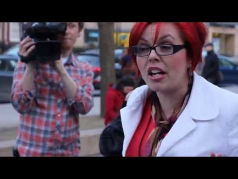 Meet Chanty Binx (Big Red) Feminist and hypocrite