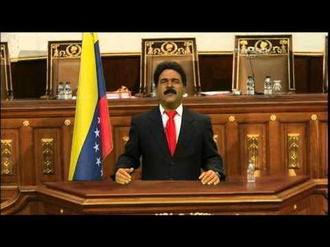 MADURO Y SU HABILIDAD PARA LA HABILITANTE HUMOR