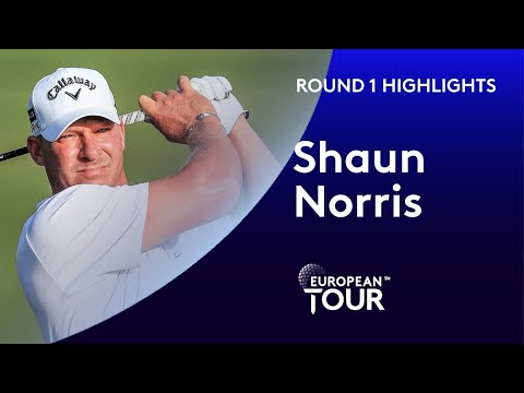 Shaun Norris Highlights | Round 1 | 2020 Dubai Desert Classic