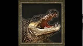 Age of Empires III  - Alligator Quotes