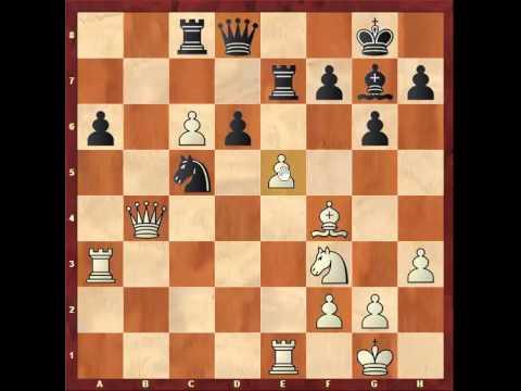Chess: Susan Polgar 2530 - Gyula Sax 2600,King's Indian http://sunday.b1u.org