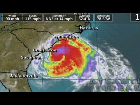 Hurricane Arthur to get category upgrade