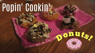 Popin Cookin Donuts