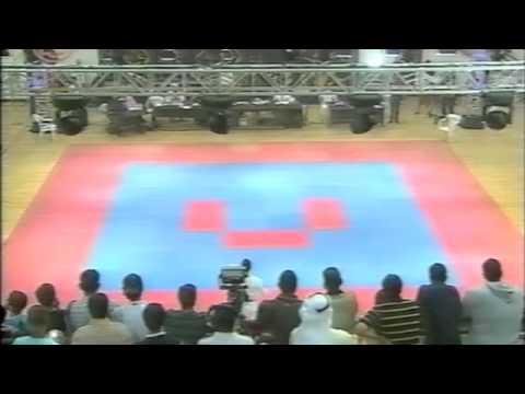 1st Kuwait International Kyokushin Karate Tournament part 4 Image 1