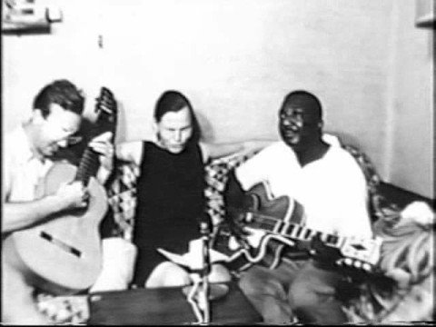 JB Lenoir, Ronnog&Steve Seaberg - Round and Round 1965