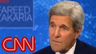 John Kerry: Trump clearly doesn