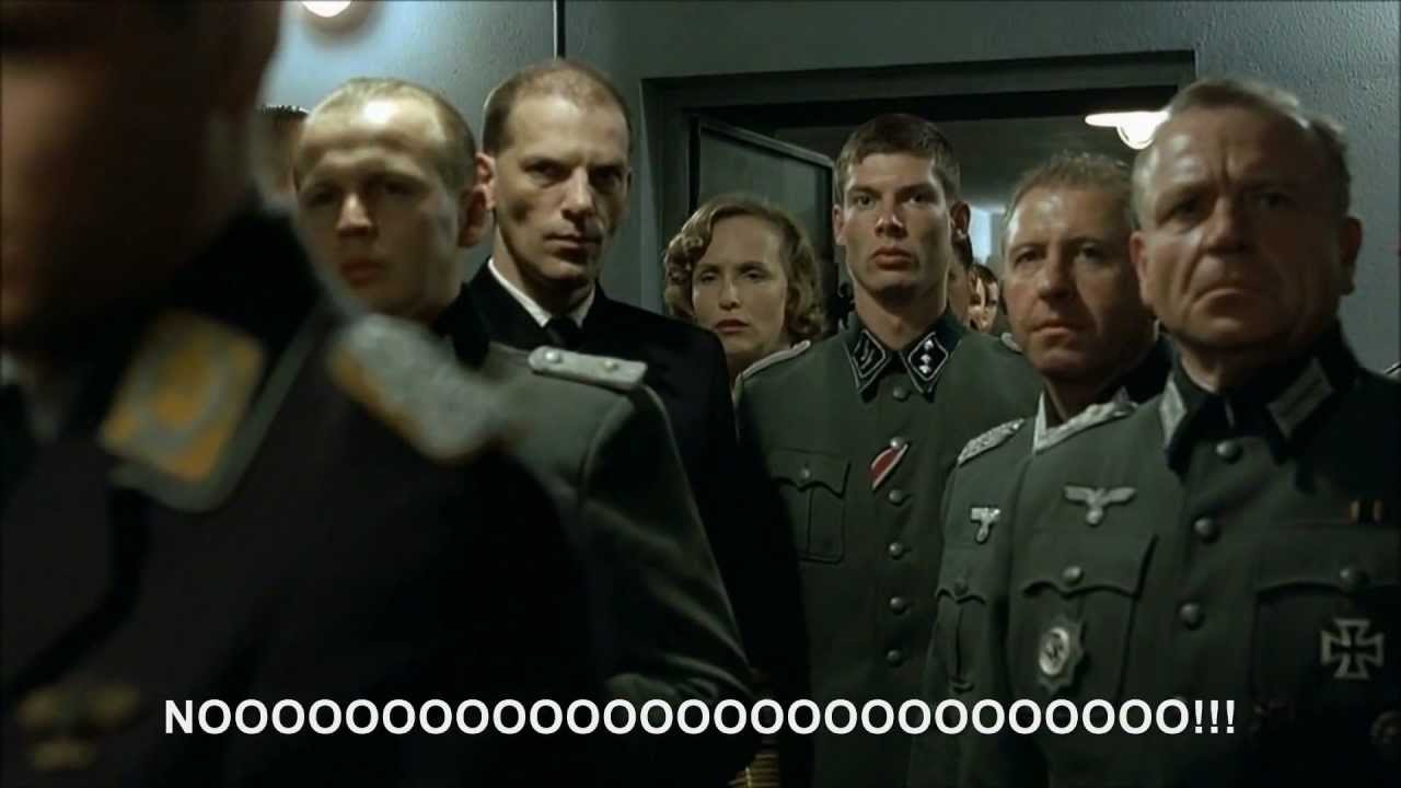 Hitler's 1000th attempt to kill Fegelein has failed