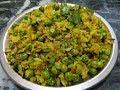 Chivda Matar|Chiwda Matar| चिवड़ा मटर|  Banarasi Food|chura Matar| Poha Matar| Breakfast Recipe|