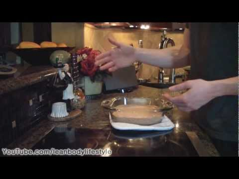 High-Protein Bodybuilding Cheesecake - Lean Body Lifestyle