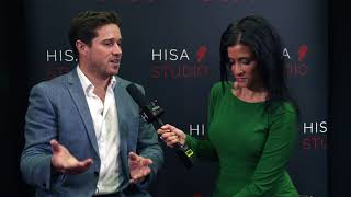 Dr Rob Pearlman discusses Medapp and its role in health | HISA Studio @ HIC
