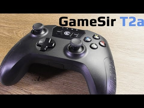 Обзор геймпада Gamesir T2a - распаковываем и тестируем новинку