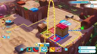 Mario Rabbids DLC Donkey Kong Adventure Walkthrough Part 4 Escape The Honey Bombers