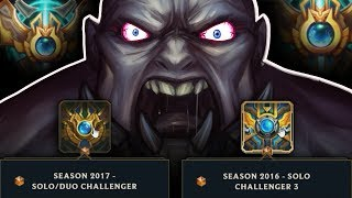 Challenger in 15 minutes | League of Tilt