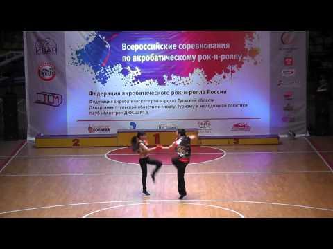 Erem Gazazyan & Kathrin Gazazyan - Russisches Turnier 2011