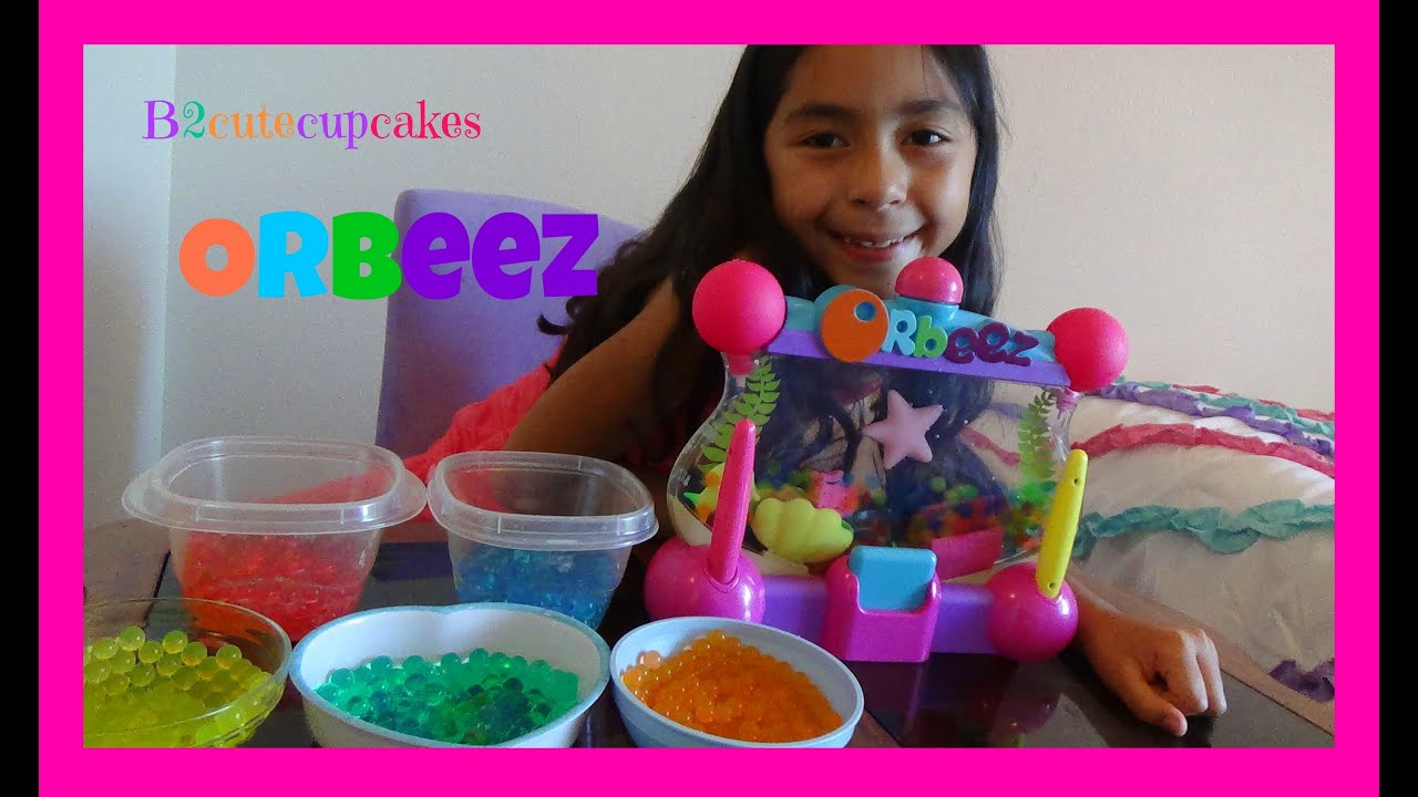 How to Make Orbeez