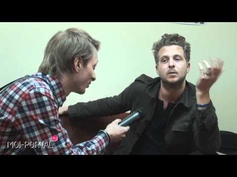 Райан Теддер (Ryan Tedder) : Интервью с One Republic в Екб