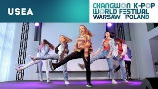 BTS (방탄소년단) - DNA (Cover by uSea @ K-POP World Festival 2018 Poland)