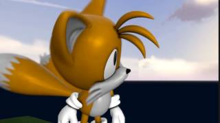Tails and his Dad