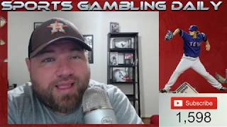 MLB Picks Today 4/18/19 Expert Betting Predictions April 18th 2019