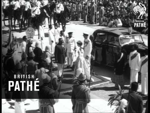 Queen In Ceylon (1954)