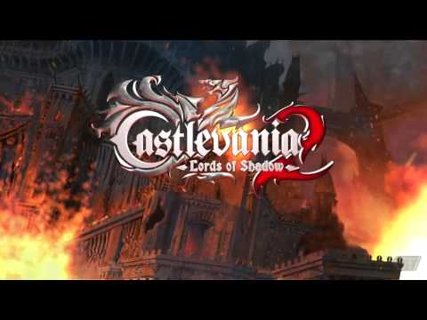 Castlevania Lords of Shadow 2 VGA 2012 NEW TEASER TRAILER HD
