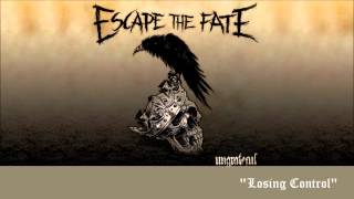 Watch Escape The Fate Losing Control video