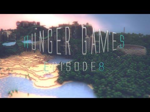 Minecraft Hunger Games PC Episode 8 - Diamond Swords! (1.6.2 Server)