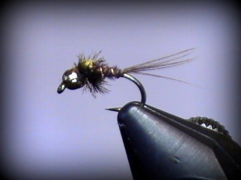 Two Minute Fly Tying The Pheasant Tail Nymph