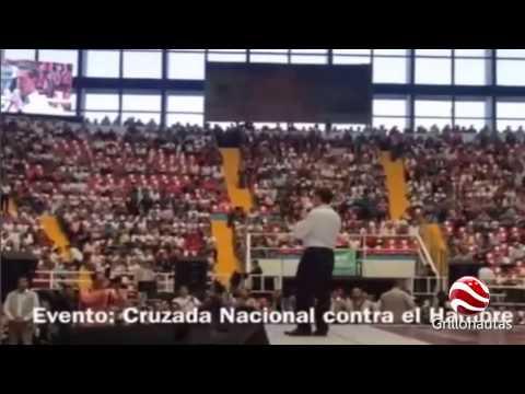 Peña Nieto revela detalles de la captura de La Tuta