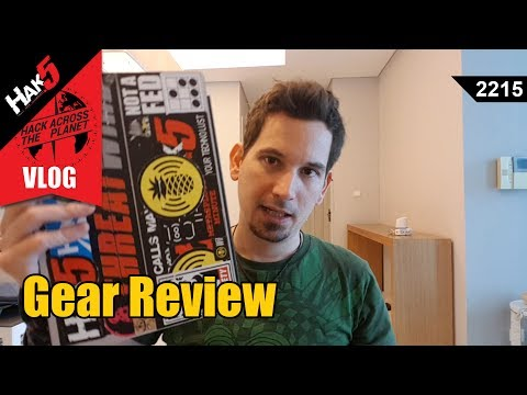 Gear Review - Hack Across the Planet - Hak5 2215