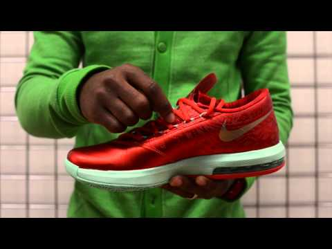 Nike Kevin Durant KD VI Christmas Pack Unboxing and On Feet Review