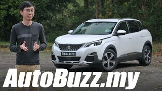 Peugeot 3008 Allure 1.6 turbo full review - AutoBuzz.my