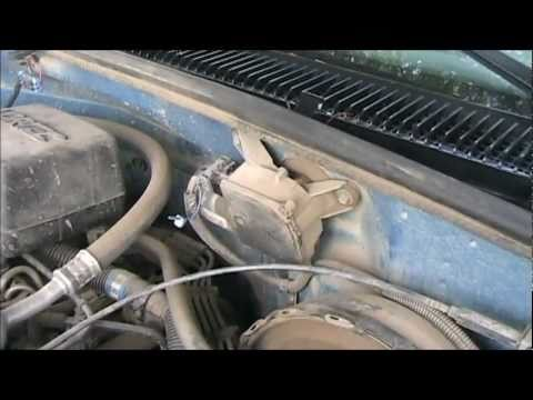 Wiper and Washer How to Fix on Chevy/GMC full size trucks 1988 to 1998 DIY