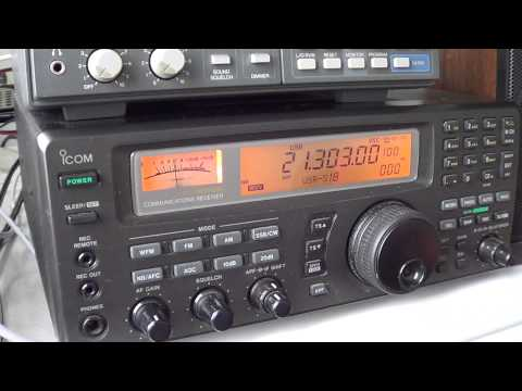 CU2CR Azores amateur radio on 15 meters