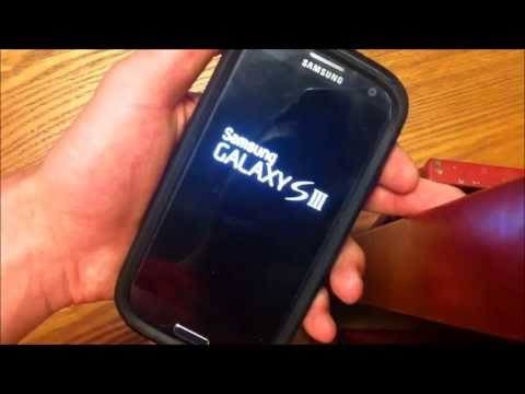 Samsung Galaxy S3- Battery Removal How-To