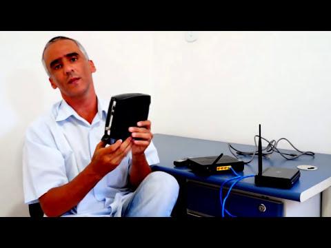 Configurar Roteador junto com Modem ADSL ou Cabo