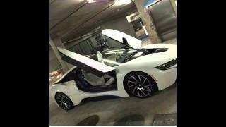 Shad Moss BMW i8 for sale! Gift from EX girlfriend Erica Mena! #ericamena #bowwow #shadmoss