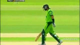 2nd T20 Highlights Australia vs Pakistan 2010 Cricket Part 2