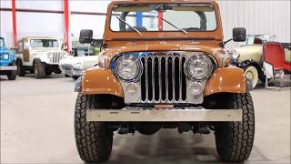1980 Jeep CJ7 Renegade