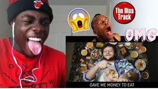 "NetNobody ""BEND THE KNEE"" - KSI Diss Track (Official Music Video) REACTION!!!"