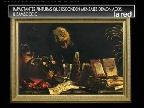 SALFATE | Pinturas Famosas con Mensajes Satánicos