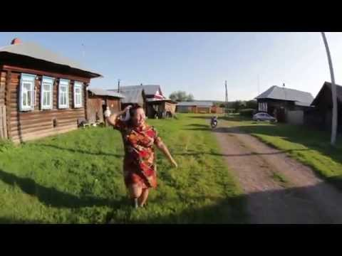 Шикарная деревенская пародия на клип Hideaway!