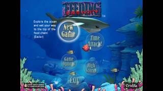 HOÀN THÀNH CÁ LỚN NUỐT CÁ BÉ | Feeding Frenzy