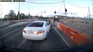 ITB-100HD - Dashcam compilation of stuff and things (March 2014) - Brisbane Driving Dashcam